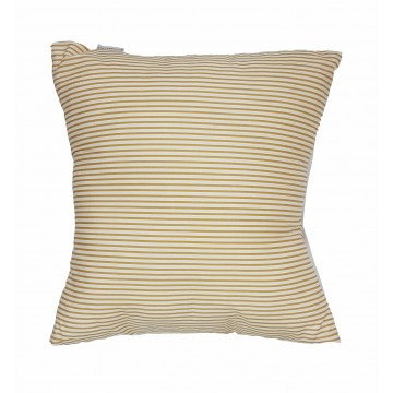 Coussin rayé - Collection Jeanne