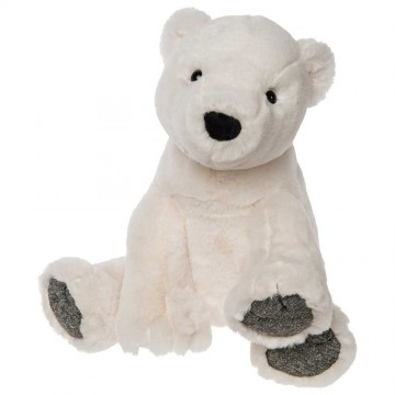 Peluche moyenne (25 cm) - Ours polaire