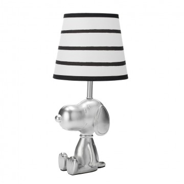 Lampe - Classic Snoopy Argent