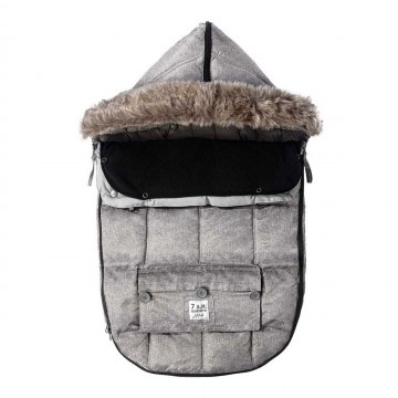 Sac Igloo 500-Heather gray-0-12 mois