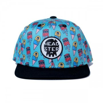 Casquette - Monster Freeze Blue