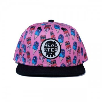Casquette - Monster Freeze Pink