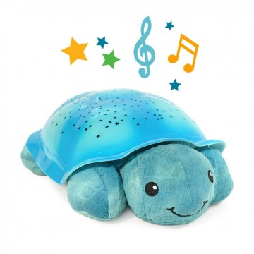 Twinkling Twilight Turtle - Aqua