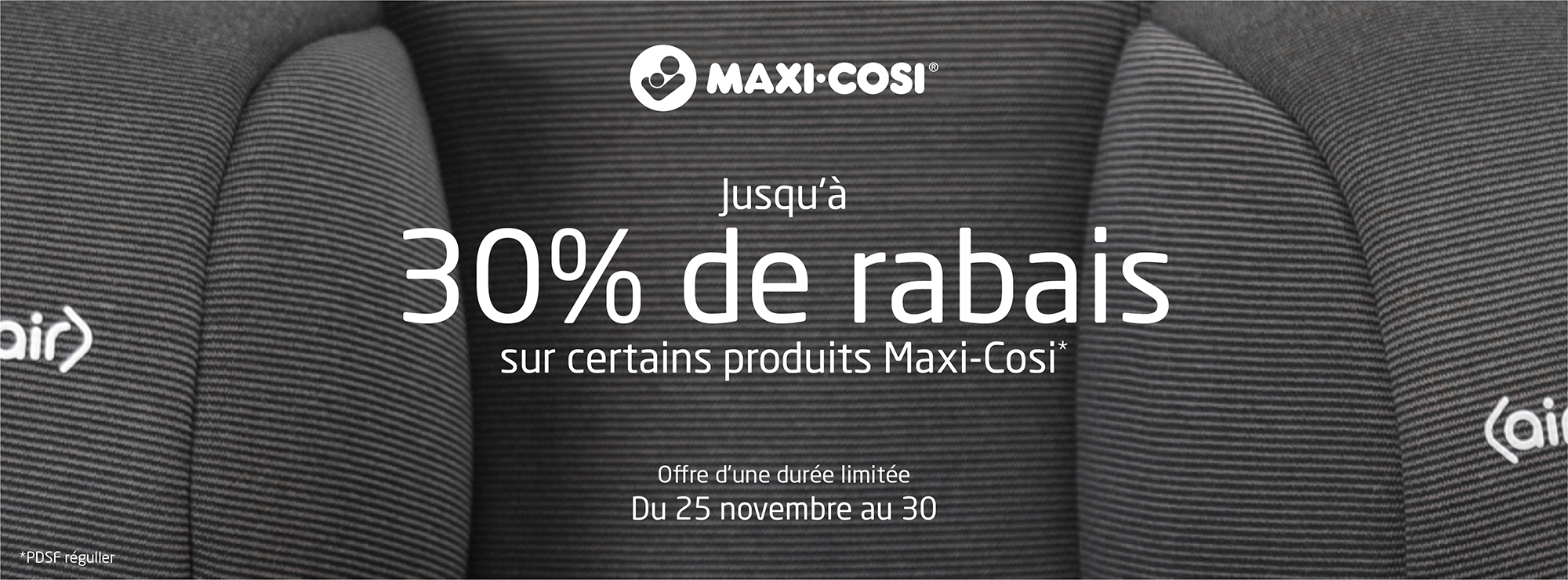 Black Friday Maxi Cosi